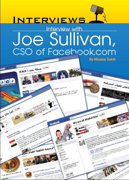 Interview With Joe Sullivan CSO Of Facebook.com