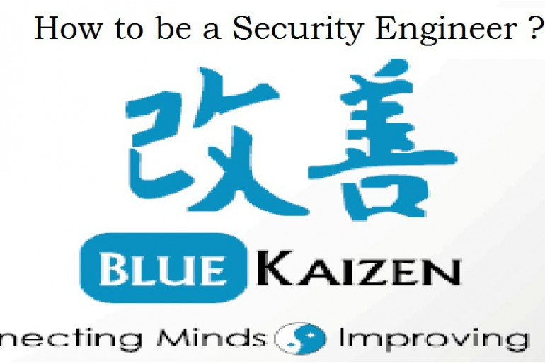 How to be a Security Engineer ?