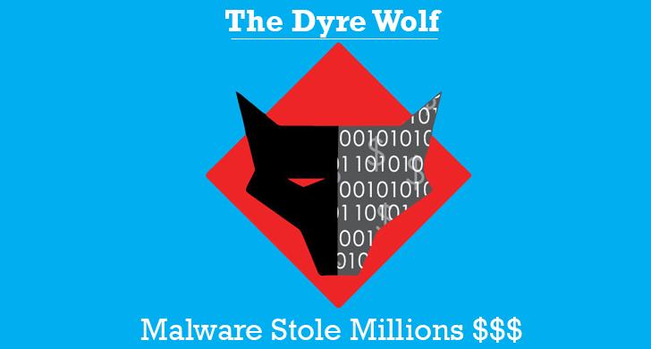 Dyre Wolf Attack