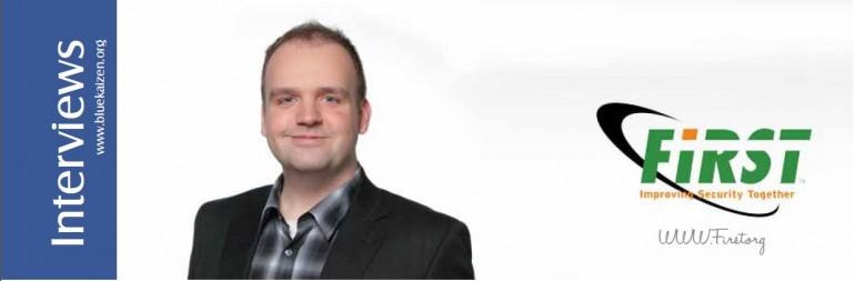 Interview with–Mr.Maarten Van Horenbeeck, Chairman of First.org