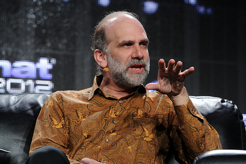 Book Review: Beyond Fear by Bruce Schneier