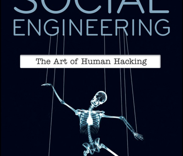 Book Review : Social Engineering The Art of Human Hacking