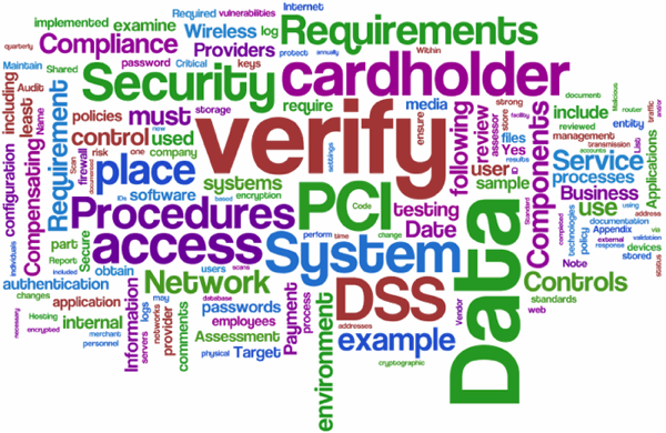 A holistic approach to PCI-DSS Compliance