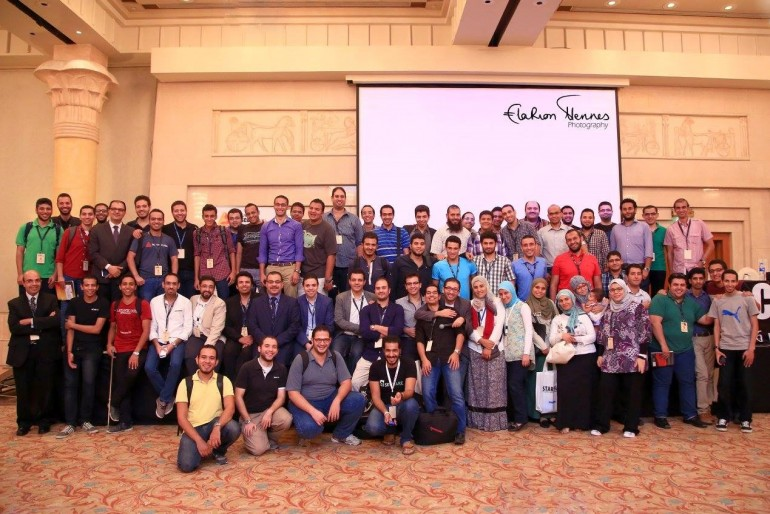 Cairo Security Camp 2015–  6 Years of sharing knowledge