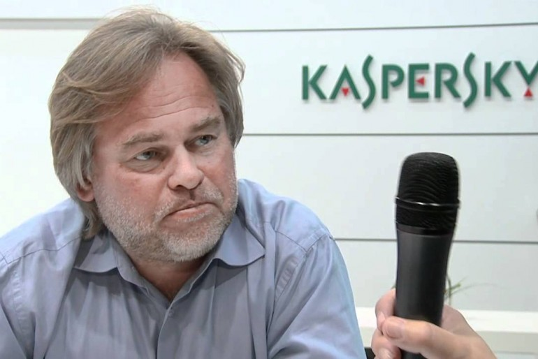 Interview with Eugene Kaspersky CEO and Founder of Kaspersky Lab
