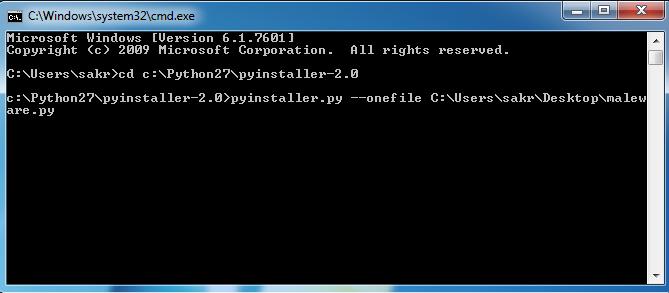 Writing Your Own Malware | BlueKaizen