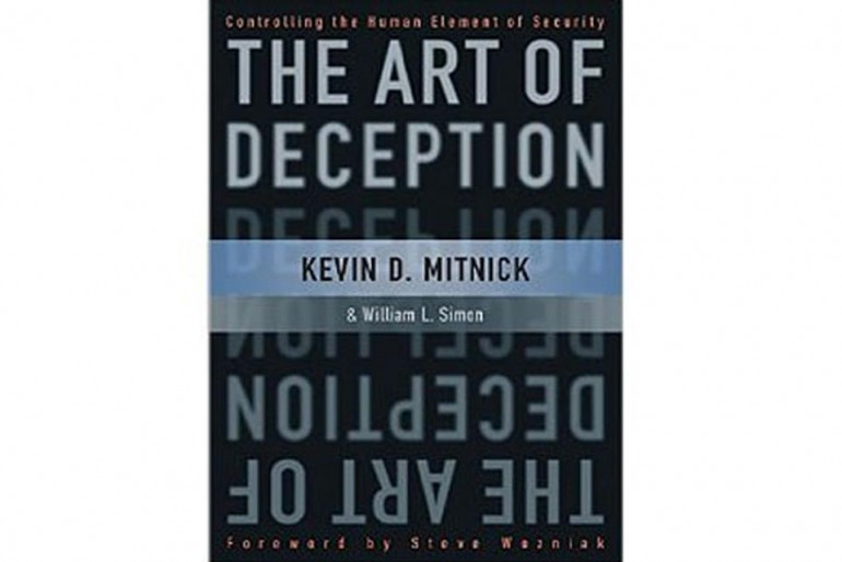 Book Review : The Art of Deception Controlling the Human Element of Security