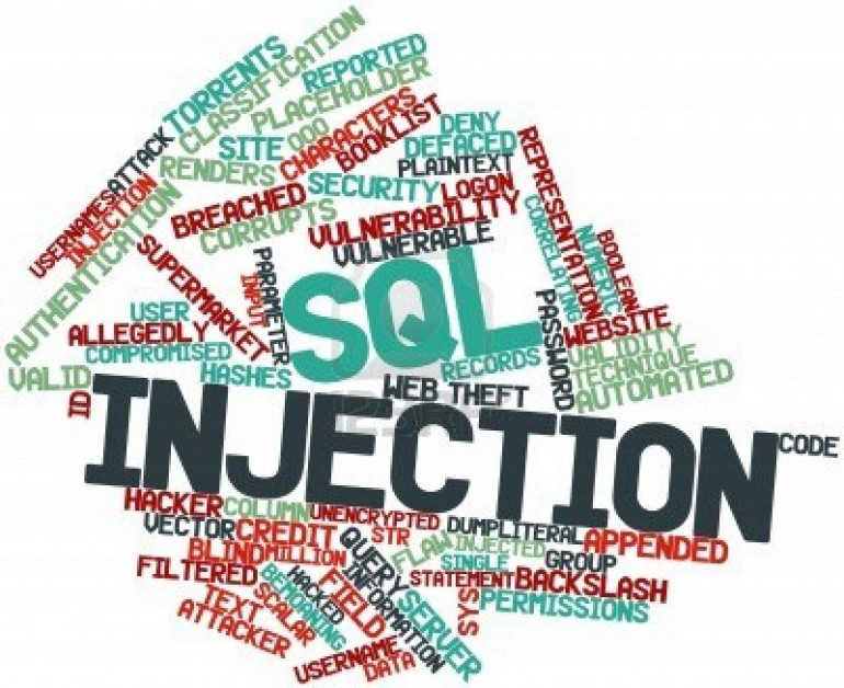 Types of SQL injection
